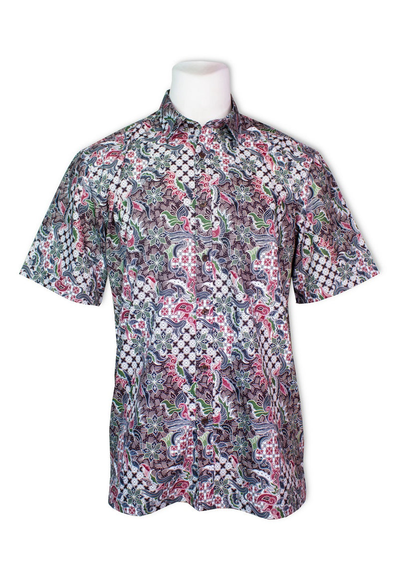 Exhaust Men Short Sleeve Shirt 842 - Exhaust Garment
