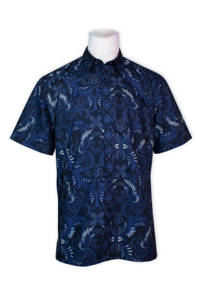 Exhaust Men Short Sleeve Shirt 843 - Exhaust Garment