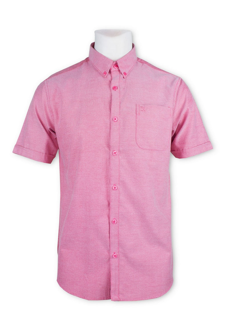 Exhaust Men Short Sleeve Shirt 977 - Exhaust Garment
