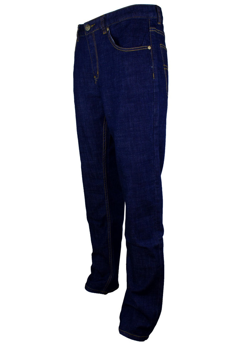 Exhaust Stretch Straight Cut Denim Long Pant 912 - Exhaust Garment