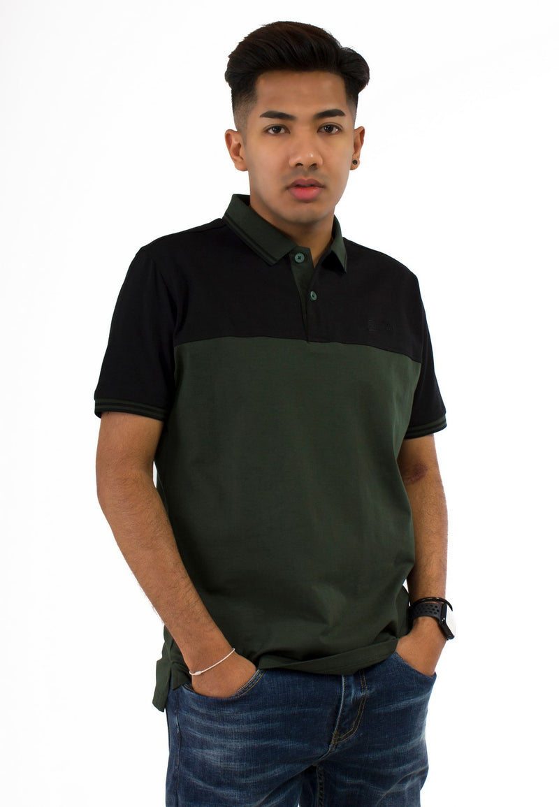 Embroidery Cut and Sew Smart Polo 760 - Exhaust Garment