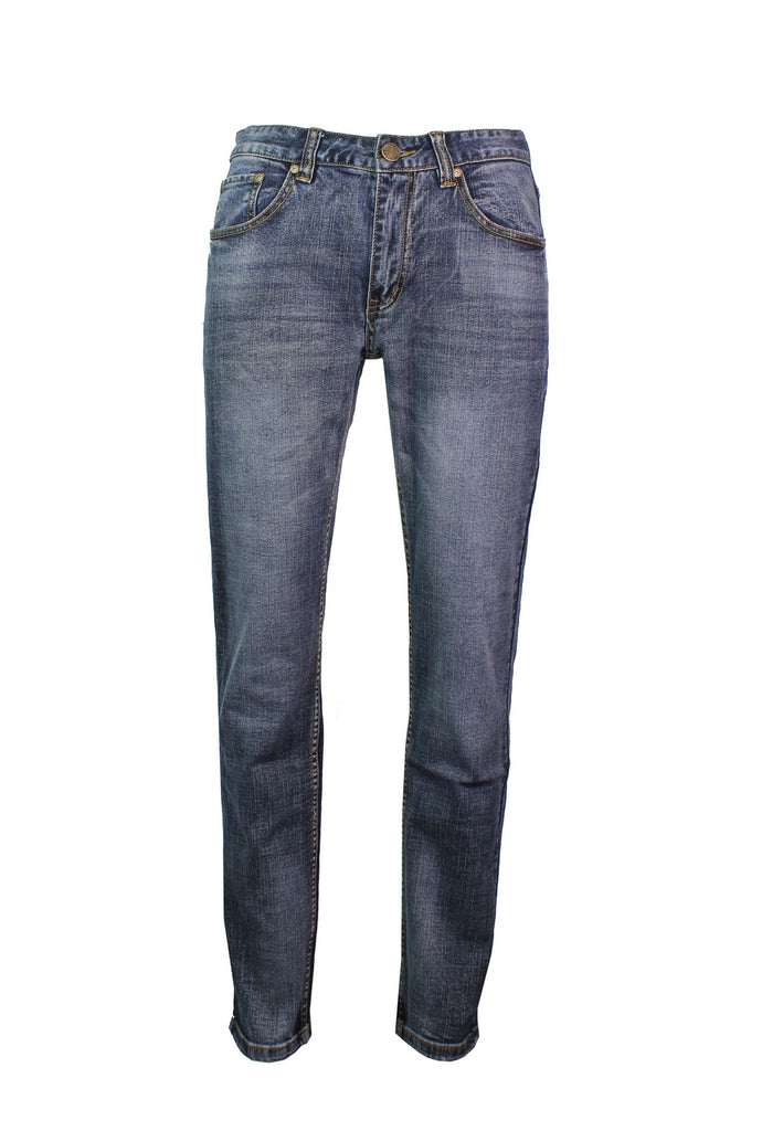 Exhaust Stretch Skinny Fit Jeans 993 - Exhaust Garment