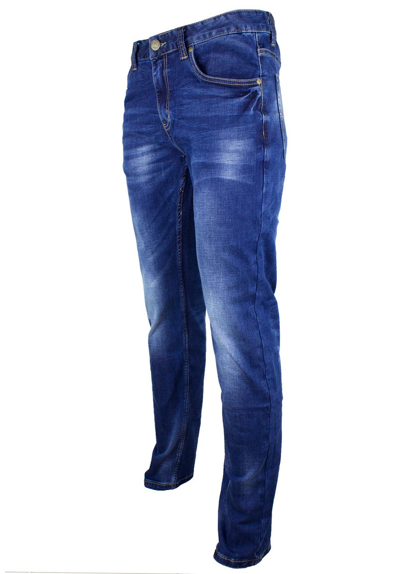 Exhaust Stretch Slim Fit Denim Long Pant 914 - Exhaust Garment