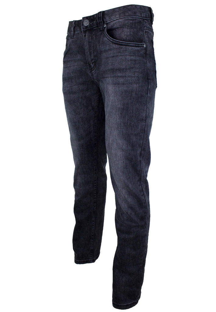 Exhaust Stretch Slim Fit Denim Long Pant 915 - Exhaust Garment