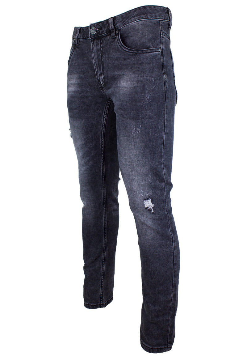 Exhaust Stretch Skinny Denim Long Pant 917 - Exhaust Garment