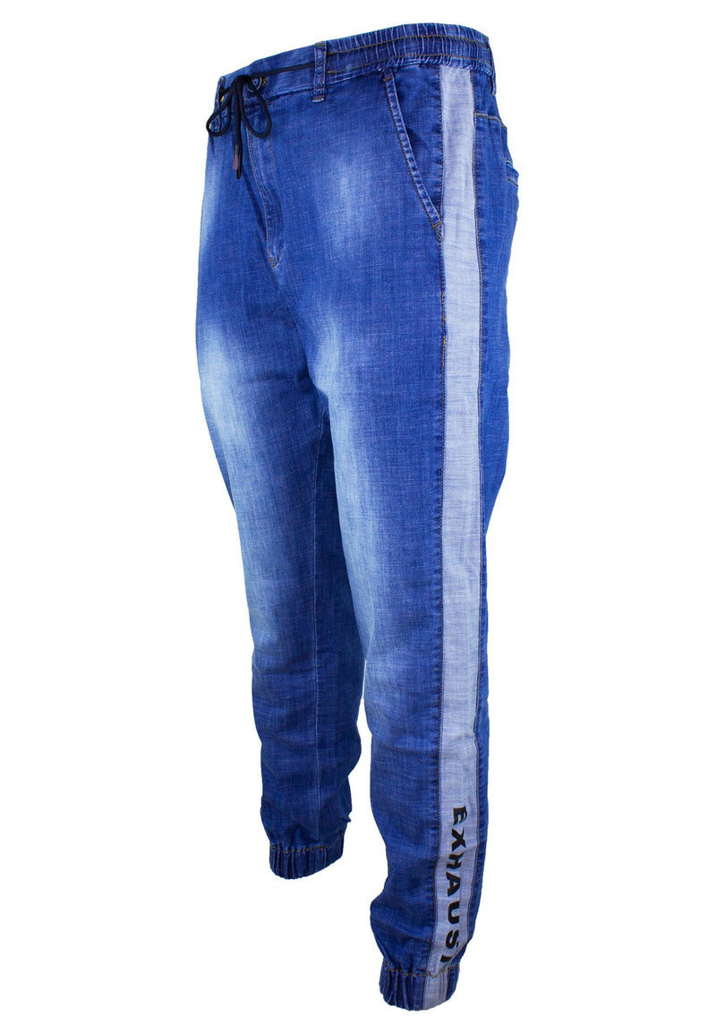 Exhaust Stretch Denim Jogger Pant 922 - Exhaust Garment