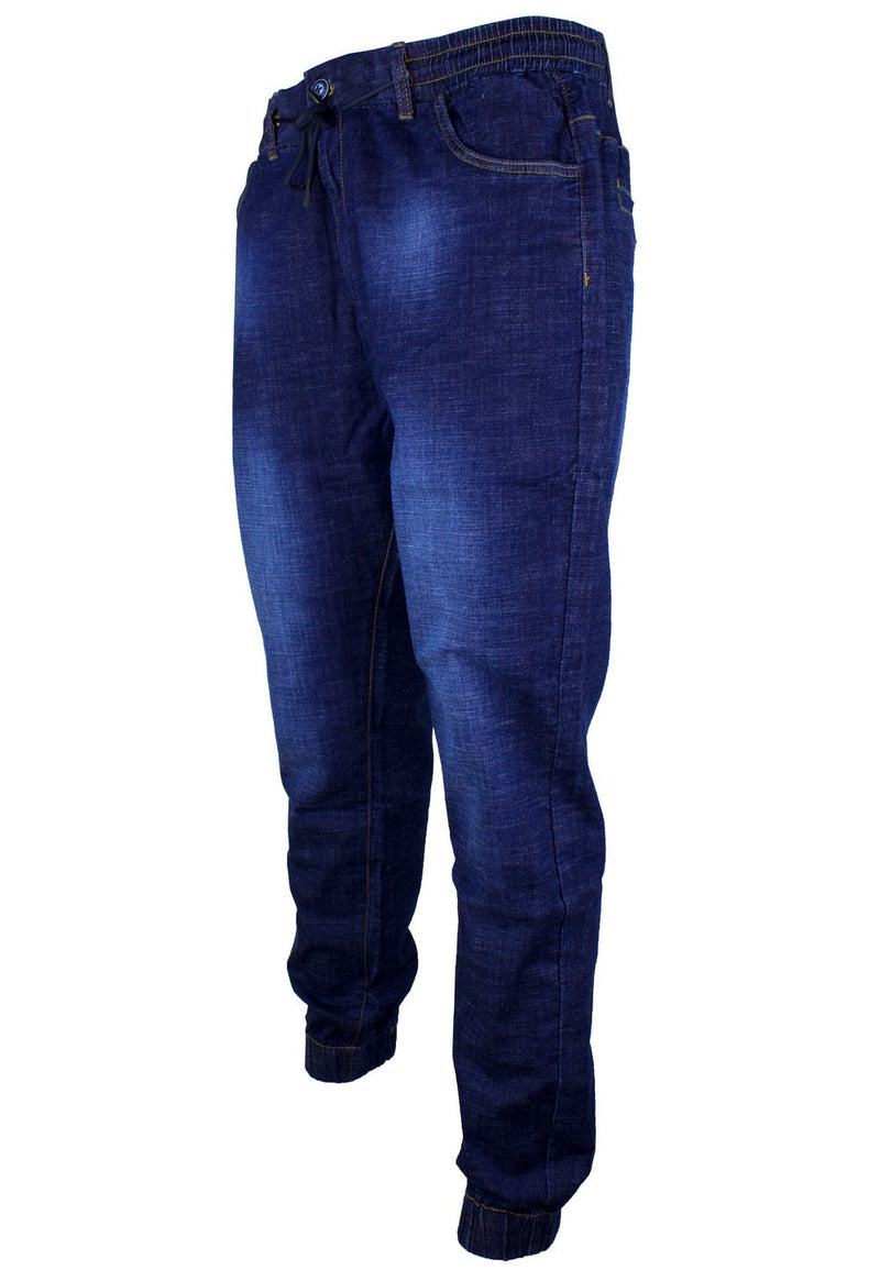 Exhaust Stretch Denim Jogger Pant 923 - Exhaust Garment