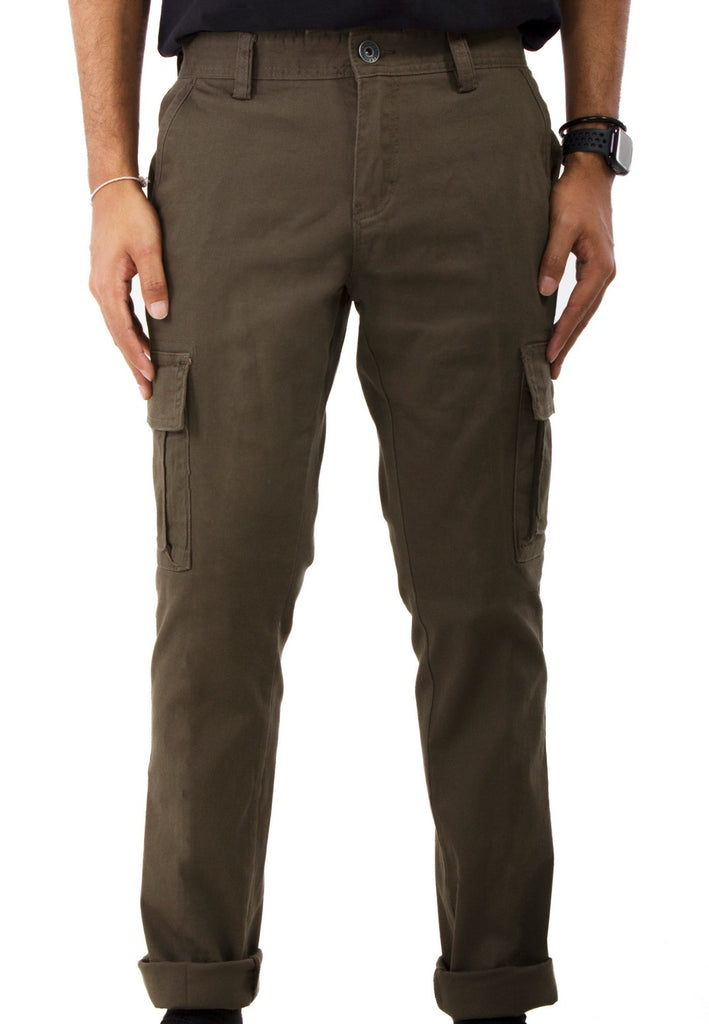 Exhaust Cargo Multipocket Long Pants 765 - Exhaust Garment