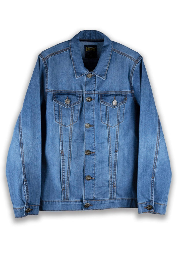 Exhaust Denim Jacket - Exhaust Garment