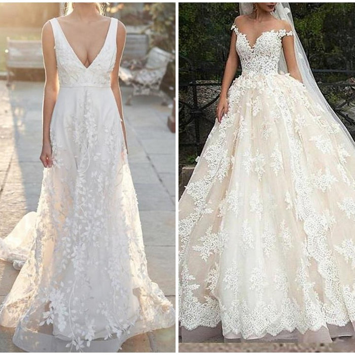 Newest Wedding Dresses In Trends From Bridelily For Selection