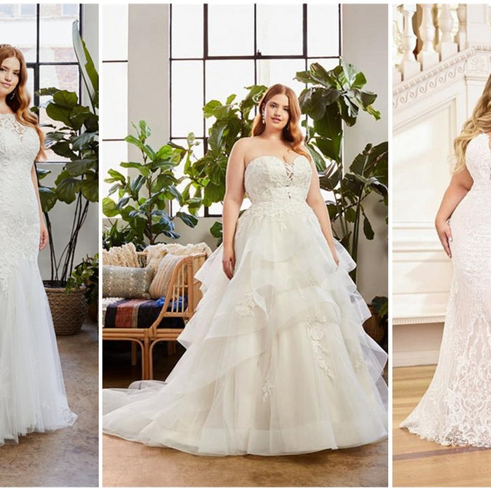 New Style Plus Size Wedding Dresses From Bridelily
