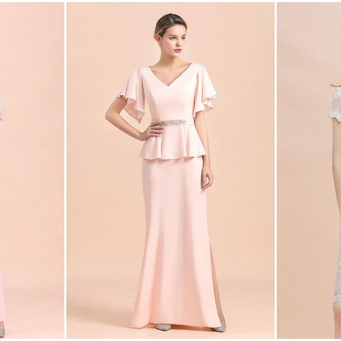 Stylish Dresses For The Mother Of Bride From Bridelily