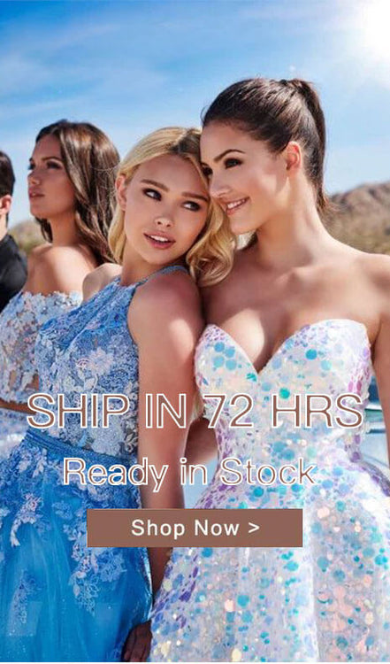 Ship in 72 hours - Prom Dresses, Party & Wedding Dresses Ready to Ship