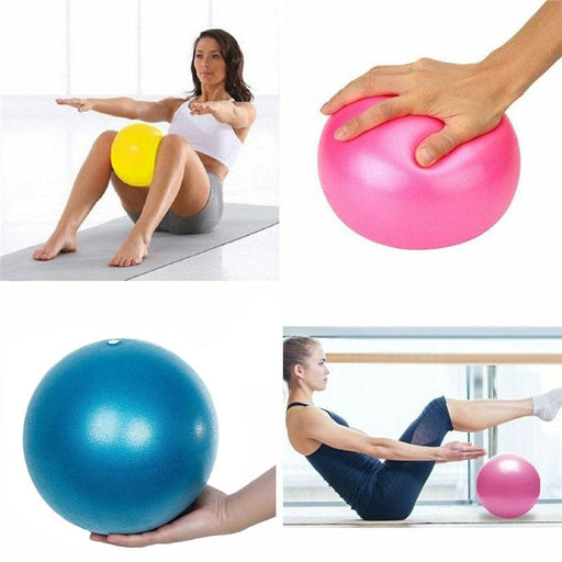 Anti-Pressure Explosion-Proof Yoga Exercise Gymnastics Pilates Yoga Balance Ball Gym Home Training Yoga Ball - yoga balls