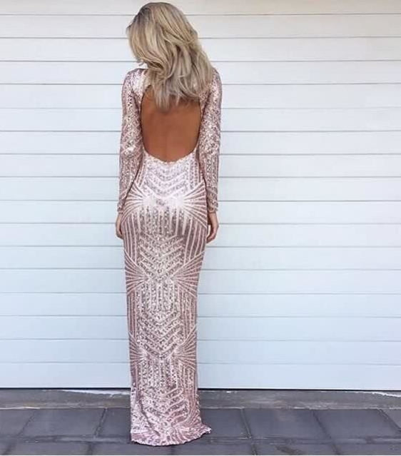 Bridelily 2019 Cheap Backless Asymmetric Glitter Dress For Evening Party Hi-lo Prom Gowns CE0057 - Prom Dresses