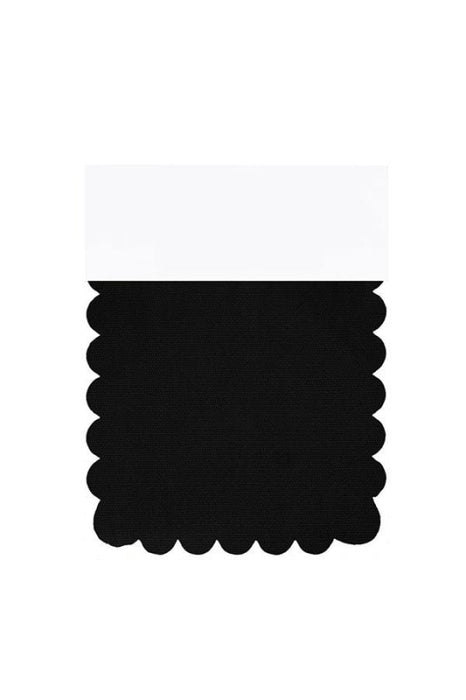 Bridelily Bridal Tulle Color Swatches - Black - Color Swatches