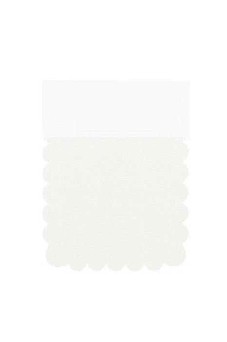 Bridelily Bridal Tulle Color Swatches - Ivory - Color Swatches