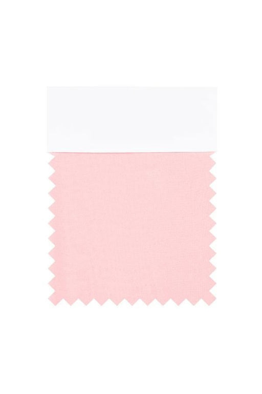 Bridelily Chiffon Swatch with 34 Colors - Candy Pink - Swatches
