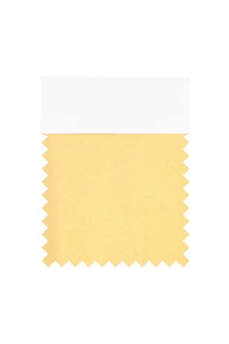 Bridelily Chiffon Swatch with 34 Colors - Gold - Swatches