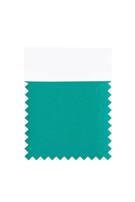 Bridelily Chiffon Swatch with 34 Colors - Jade - Swatches