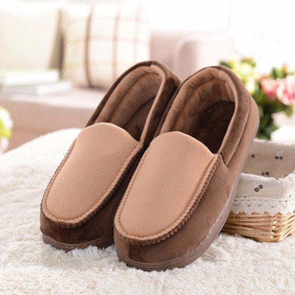 Candy Color Bowknot Slip On Flat Home Shoes - home shoes