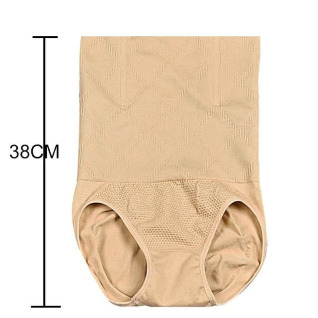 Charms Lift Butt Panties High Waist Shapewears | Bridelily - Khaki / M L - shapewears