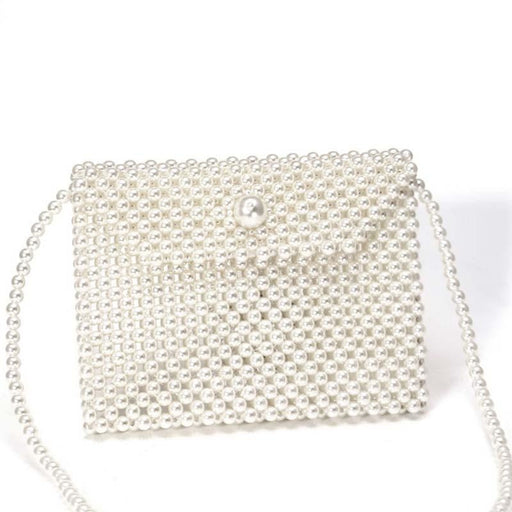 Cheap Bead Bags With Chain Wedding Handbags | Bridelily - wedding handbags