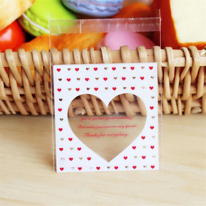 Cute Heart Theme Wedding Decorations (50pcs) | Bridelily - wedding decorations