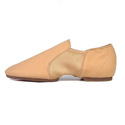 Elastic Band Soft Rubber Sole Jazz Dance Shoes | Bridelily - jazz dance shoes