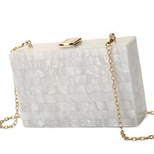 Elegant Fashion Marble Striped Wedding Handbags | Bridelily - wedding handbags