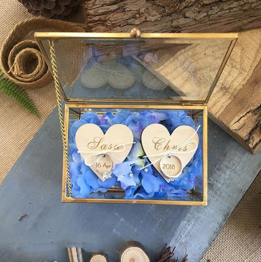Exquisite Jewelry Box Wedding Anniversary Gifts - B - wedding anniversary gifts