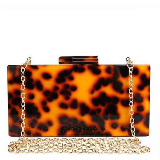 Fashion Design Print Leopard Wedding Handbags | Bridelily - wedding handbags