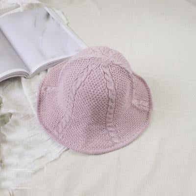 Fashion Short Brim Fisherman Bowler/Cloche Hats | Bridelily - 4 pink - bowler /cloche hats