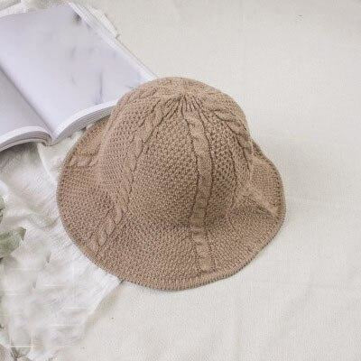 Fashion Short Brim Fisherman Bowler/Cloche Hats | Bridelily - 5camel - bowler /cloche hats