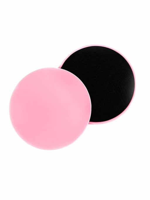 Gliding Discs Slider Fitness 2PCS - Pink / One Size - sports equipments