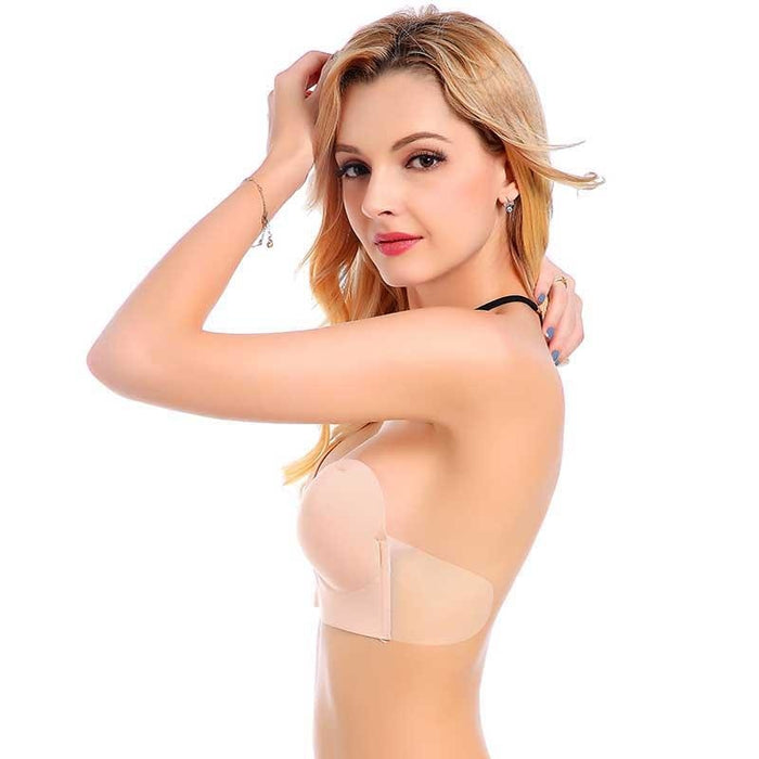 Gorgeous Strapless Invisible Push Up Bras | Bridelily - bras
