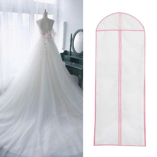 Gown Storage Bag Covers Dust Bag Garment Bags | Bridelily - garment bags