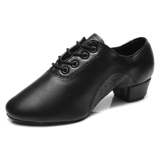 Modern Professional Charm Jazz Dance Shoes | Bridelily - Black1 / 6 - jazz dance shoes