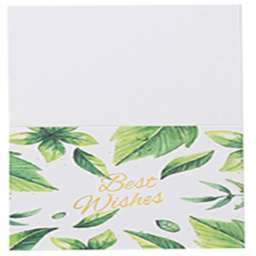 Modern Style Side Fold Thank you Cards(30PCS) | Bridelily - 1 - thnak you cards