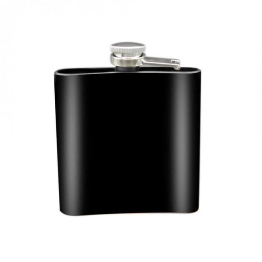 Personalized Bright Surface Steel Flasks Sets | Bridelily - steel flasks