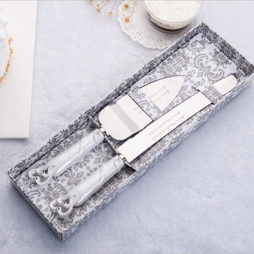 Personalized Butterfly Knife Serving Sets | Bridelily - serving sets