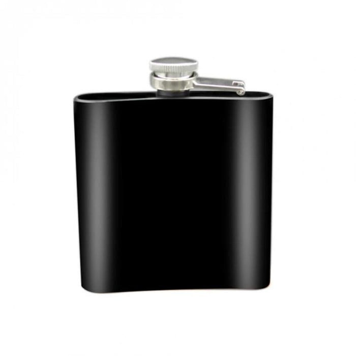 Personalized Favors Geometric Paint Steel Flask Sets | Bridelily - steel flasks