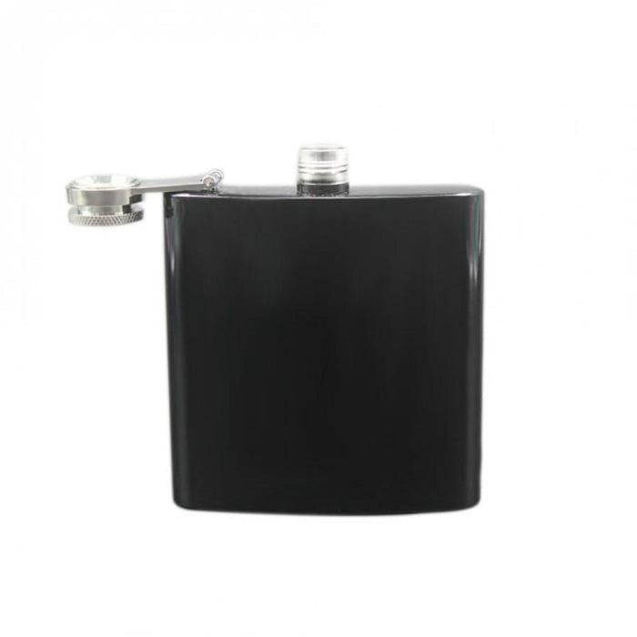 Personalized Favors Portable Steel Flask Sets | Bridelily - steel flasks
