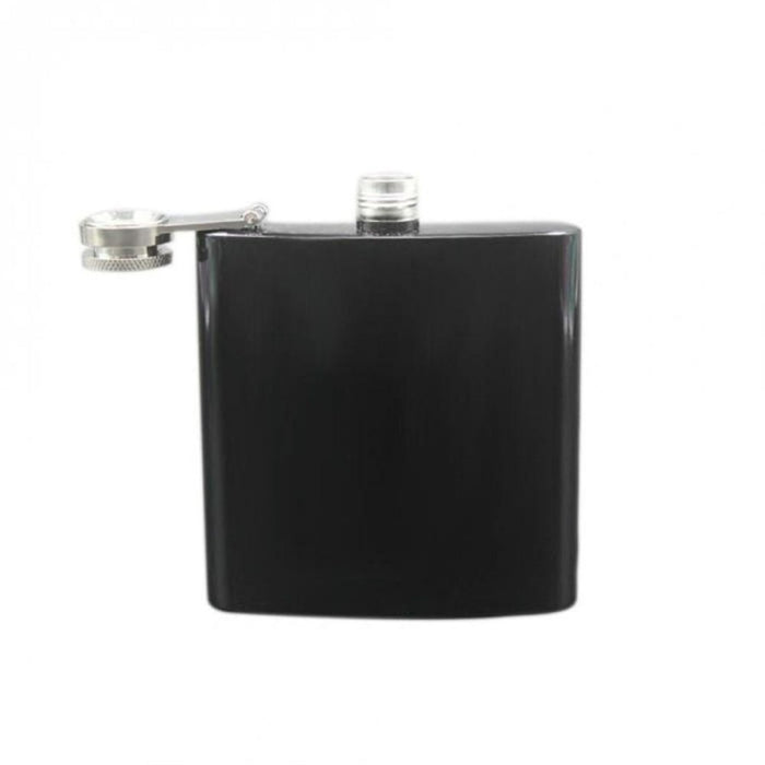 Personalized Favors Screw Down Steel Flask Sets | Bridelily - steel flasks