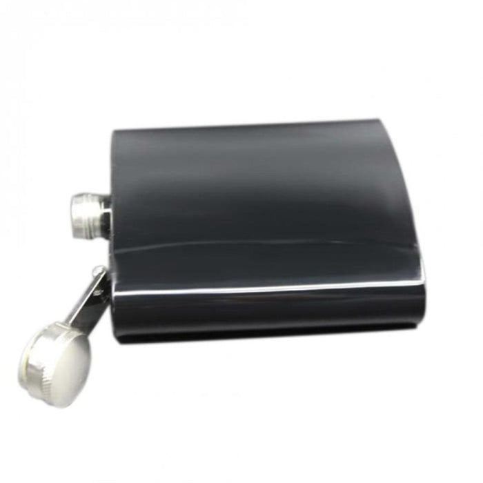 Personalized Gift Boxes Tuxedo Steel Flask Sets | Bridelily - steel flasks