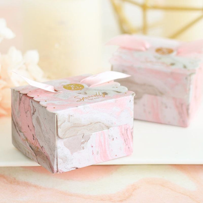 Specially You Pink With Wings Favor Holders | Bridelily - favor holders