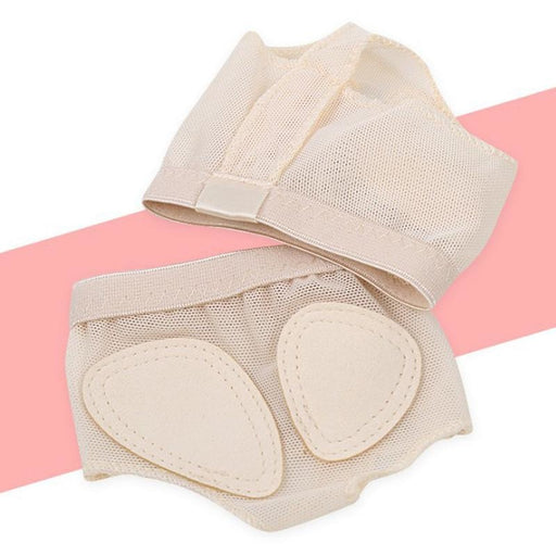 Stretch Leather Half Sole Ballet Dance Shoes | Bridelily - ballet dance shoes