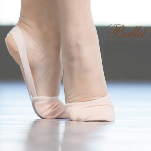 Stretch Soft PU Half Sole Ballet Dance Shoes | Bridelily - ballet dance shoes
