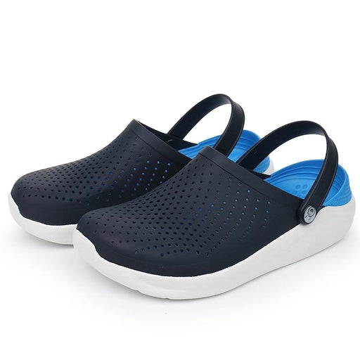 Women's Summer Sandals for Beach Sports 2020 Women Men's Slip-on Shoes Slippers Female Male Croc Clogs Crocks Crocse Water Mules - house