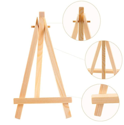 Wooden Easels Rustic Wedding Decorations | Bridelily - wedding decorations